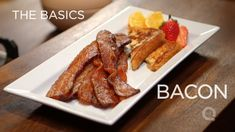 """CRISPY BACON""!!!  - The Basics... ""How To"" Yummy Recipe Video Made By: QVC's  #BlueJeanChef !!!  =)  ~XOX"