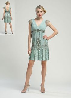 Flappers, Tags and Dresses on Pinterest