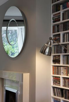 House - Ballsbridge | RK Designs Bespoke Kitchens, Dublin, Townhouse, Shelving, Ireland, Irish, Custom Design, Flooring, Interior Design