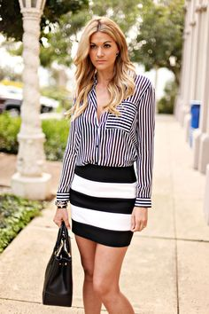 Black & White | A Little Dash of Darling