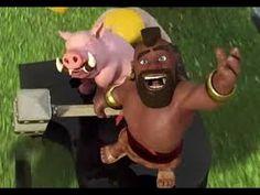 Clash of Clans Cartoon Comedy!! Concert ''Hog Rider'' Ep.2