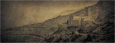 Spain 2012  Monastary overlooking El Port de Selva