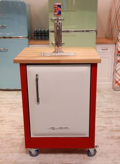 Amazing A Big Chill Kegerator! This Is What A Little Ingenuity Gets You When You  Take