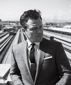 "42.2k Likes, 225 Comments - Vanity Fair (@vanityfair) on Instagram: ""Happy birthday to the dapper Oscar-winner Matt Damon, who turns 47 today. Photograph by…"""