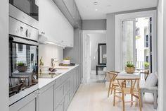 FINN – Vika/Solli plass - Moderne og eksklusivt - Lys og stilfull hjørneleilighet som er gjennomgående modernisert. Balkong
