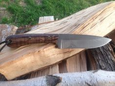 Blind Horse knives Maple PLSK Scout.  It's one of the knives Dave Canterbury made famous!