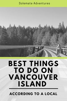 60 of the Best Things to do on Vancouver Island! As locals on the island for over 30 years, here are our suggestions for 60 top things to do on Vancouver Island from Victoria to Port Hardy! #vancouverisland #bc #canada Cool Places To Visit, Places To Travel, Travel Destinations, Places To Go, Toronto Canada, Montreal Canada, Canadian Travel, Canadian Rockies, Visit Canada