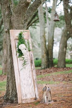 Rustic Wedding Decor | photography by http://justindemutiisphotography.com/