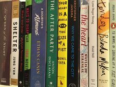 2016's most anticipated books
