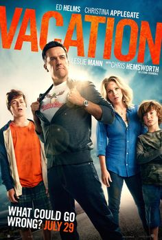 Borrowing a basic storyline from the film that inspired it but forgetting the charm, wit, and heart, Vacation is yet another nostalgia-driven retread that misses the mark.