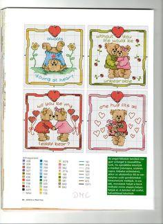 Ursinhos amorosos