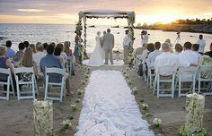 Looks like it's out of a movie :)  Wedding ceremony at Esperanza Resort, Cabo San Lucas  http://www.esperanzaresort.com