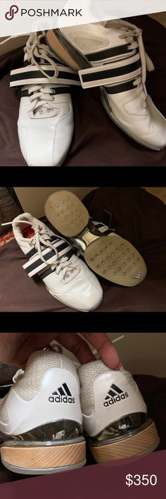 e9cbad376500dc Adidas Adistar Olympic weightlifting shoes Great condition, not much wear  at all. Men's size
