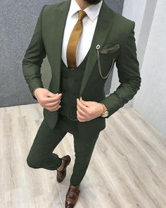 Please Leave Note for Pants Size if it is not same as Jacket Size.(pants size including waist size and pants outseam length) Tailoring days Delivery Time: days. Dress Suits For Men, Formal Dresses For Men, Formal Men Outfit, Men Dress, Formal Suits For Men, Suit For Men, Formal Shirts, Dress Formal, Mens Fashion Suits