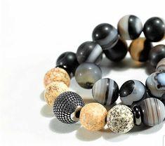 Untitled Beaded Bracelets, Jewelry, Design, Fashion, Jewlery, Moda, Jewels, La Mode, Jewerly