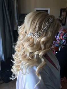 Updos, Bridal Hair, Special Occasion, Hair Styles, Earrings, Beauty, Fashion, Up Dos, Hair Plait Styles