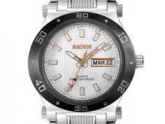 Relógio Masculino Magnum MA32069Z - Analógico Resistente à Água com as melhores condições você encontra no Magazine Apscomputadores. Confira!