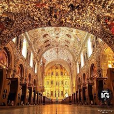 "P R E S E N T  I G  O F  T H E  D A Y  P H O T O   @saaggo S E L E C T E D   @aleks_harlow L O C A T I O N   ""Templo de Santo Domingo"" Oaxaca.  D A T E   1 0 . 0 8 . 1 6  F E A T U R E D  T A G   #ig_mexico  F O L L O W  U S   @ig_mexico_"