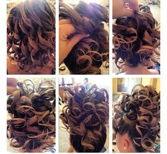 I love this hairstyle