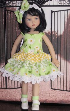 Effner Little Darling Dolls Handmade Outfits.