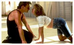 Johnny and Baby from Dirty Dancing