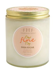FarmHouse Fresh One Fine Day Flawless Face Polish - Exfoliate, cleanse and moisturize in 1 step.