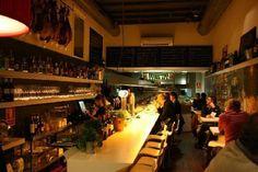 Barcelona restaurants - Tapeo, anem de Tapes