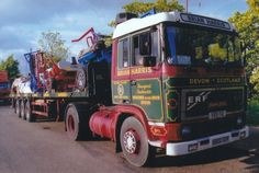 Vintage Trucks, Old Trucks, Brian Harris, Old Lorries, Commercial Vehicle, The Good Old Days, Buses, Euro, British