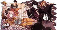Drawing Comics Grown up Hooky Poster - Character Drawing, Comic Character, Character Illustration, Character Design, Comic Manga, Anime Manga, Anime Art, Outlander, Webtoon Comics