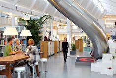 40 Fun And Unique Office Design Ideas Office Design Design Office Interiors