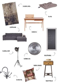 Be Pure By Basiclabel - Myhomeshopping.nl #inspiration #livingroom #interior #decoration