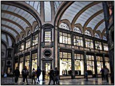 Galleria San Federico  Torino Turin Italy, Louvre, California, Building, Travel, Viajes, Buildings, Destinations