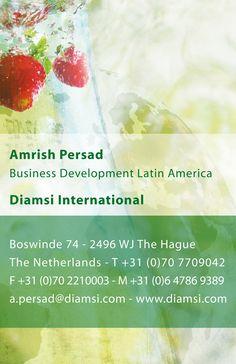 Diamsi International - veekstudio
