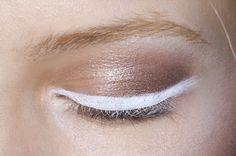 Make-up at Donna Karan Spring 2010