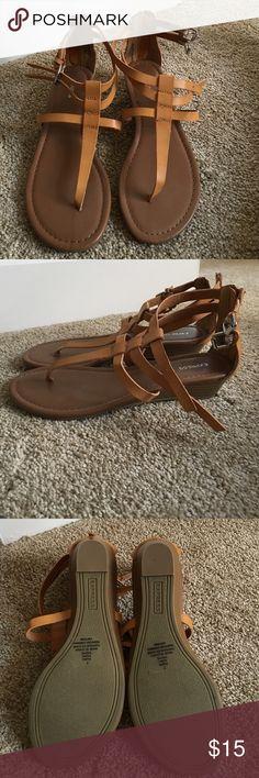 Selling this Sandals on Poshmark! My username is: kittycat14. #shopmycloset #poshmark #fashion #shopping #style #forsale #Shoes