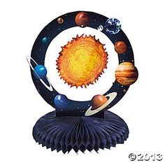 Solar System Centerpiece  oriental trading company