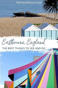 A guide to exploring Eastbourne, East Sussex. What to see and do in Eastbourne on England's south coast, where to stay, coastal walks, fortresses, piers and bandstands #Eastbourne #EastSussex #travelguide Travel Advice, Travel Guides, Travel Tips, Uk Holidays, Weekend Breaks, European Destination, East Sussex, Ireland Travel, Travel Around The World