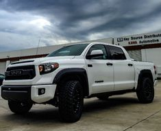 The 2016 Toyota Tundra Crewmax is the featured model. The 2016 Toyota Tundra Crewmax TRD Pro image is added in the car pictures category by the author on Feb Toyota Trucks, Toyota Cars, Toyota Tacoma, Toyota Vehicles, 2016 Toyota Tundra Crewmax, Toyota Tundra Lifted, Future Trucks, New Trucks, Custom Trucks