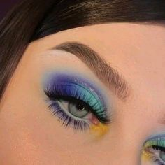 by IG The post ocean eyes -chloe appeared first . - Make-up Ideen - Eye-Makeup Makeup Eye Looks, Day Makeup, Cute Makeup, Makeup Goals, Makeup Inspo, Makeup Inspiration, Beauty Makeup, Makeup Tips, Awesome Makeup