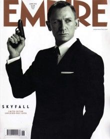 The new Empire Magazine - Bond special!