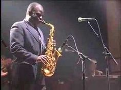 Maceo Parker LIVE in Paris: Passing The Peas - looking forward to the concert here in MUC