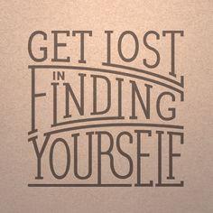 #inspiration #quotes #getlost #findyourself