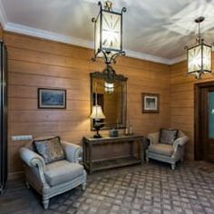 Casas de estilo clásico de good wood clásico | homify Decor, Wood, Home, Light, Pendant Light, Ceiling Lights