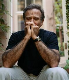 Please Let Robin Williams' Depression Be His Real Legacy. ~ Ben Ralston