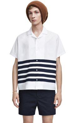 Ody stripe black stripe