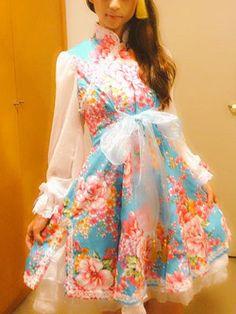 【華ロリータ】チャイナ服 x ロリータのブランド「アトリエ Creme Brulee」に注目 - NAVER まとめ