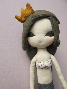 Handmade doll!!!!!!!!!!!!!! Lovely