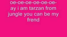 tarzan and jane - YouTube