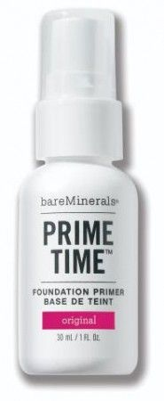 Bare Minerals Prime Time Foundation Primer, 0.5 fl oz travel size.   This stuff is awesome! <3