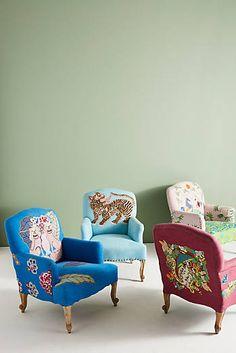 Palace Portrait Chair
